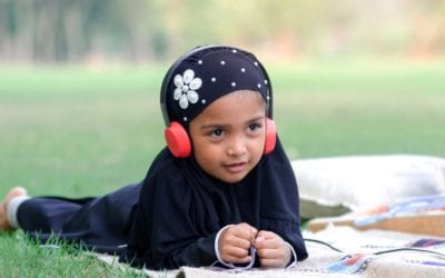 Tips for Keeping Earbuds and Headphones From Damaging Kids' Hearing